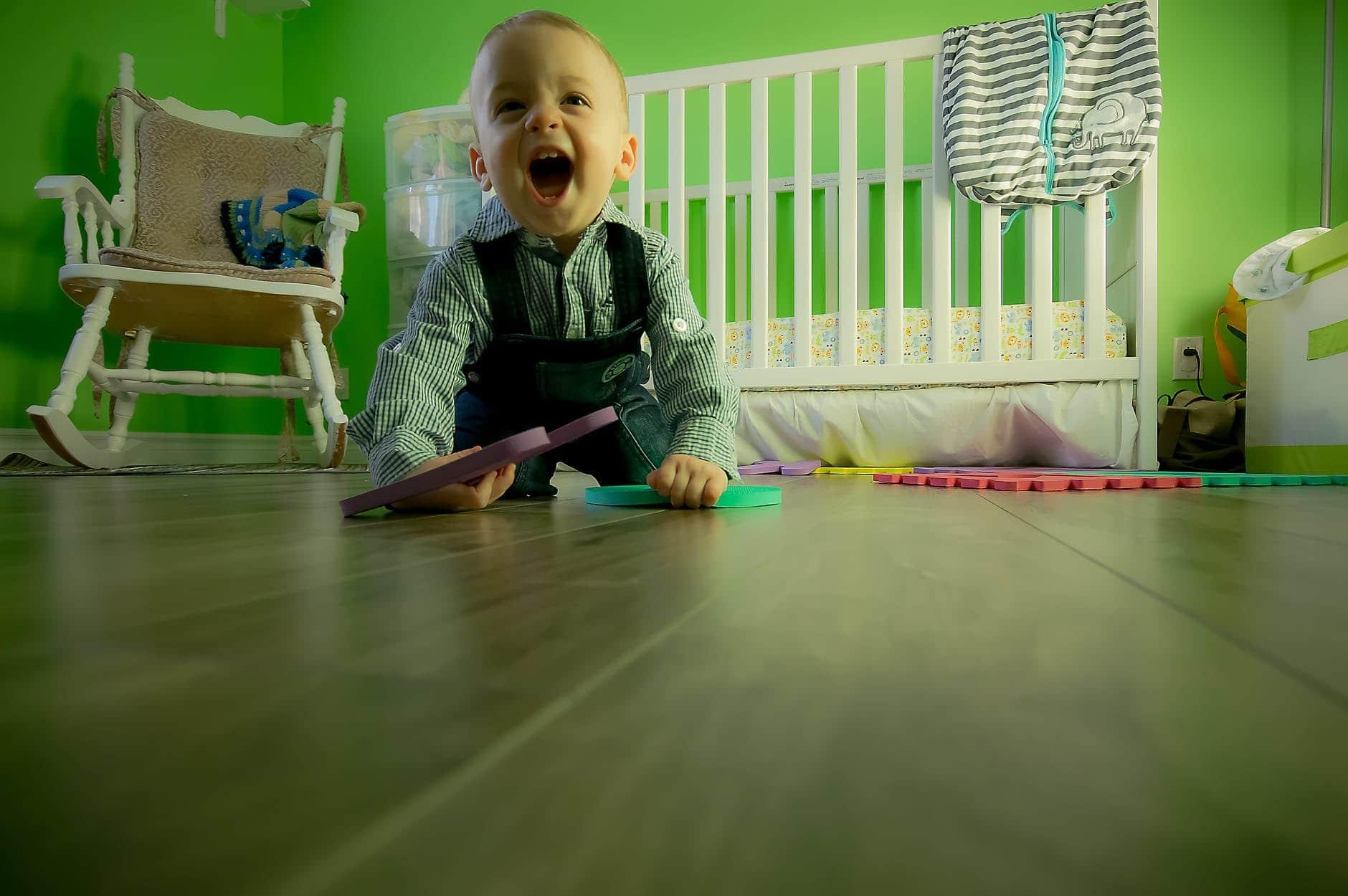 nursey floor