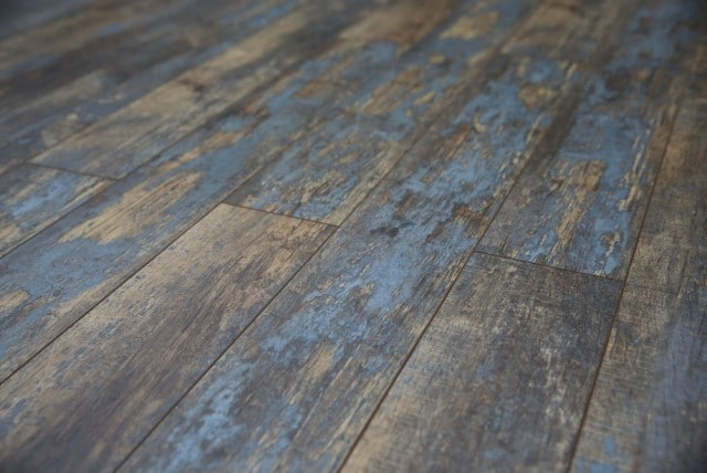 Distressed Flooring