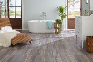 Hardwood Flooring For Bathrooms